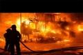 آتش سوزی بازارچه میدان ارتش اصفهان مهار شد