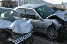 تصادف در مراغه پنج مصدوم برجا گذاشت