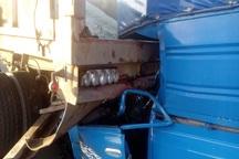 سانحه رانندگی در نائین به مرگ یک نفر منجر شد