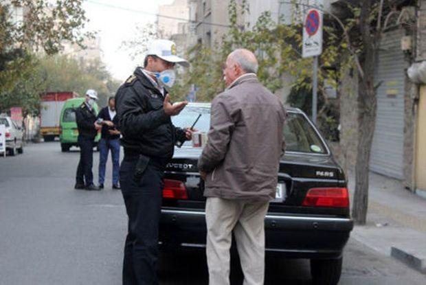 طرح تشدید برخورد با تخلفات توقف خودرو در تهران اجرا می شود