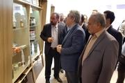 معاون رییس جمهوری از نمایشگاه توانمندی صنایع قزوین بازدید کرد