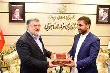 گسترش روابط اقتصادی ایران با افغانستان
