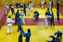 اردوی تیم ملی جودو بانوان در یزد آغاز شد