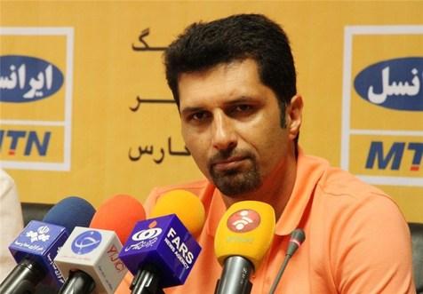 حسینی: بازیکنانم از نظر بدنی تحلیل رفته بودند