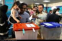 همدان رتبه نخست کشوری را در زمینه فعال بودن شعب انتخابات کسب کرد
