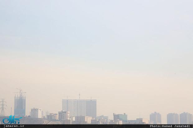 علت اصلی آلودگی هوای تهران چیست؟