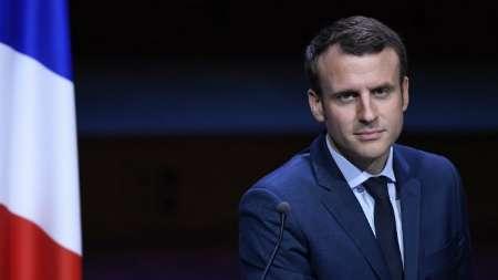 رئیس جمهوری فرانسه و امیر قطر تلفنی گفت و گو کردند
