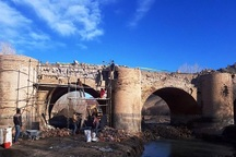 جانی دوباره در کالبد پل تاریخی