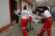 امدادگران هلال احمر قزوین در 6 ماموریت شرکت کردند