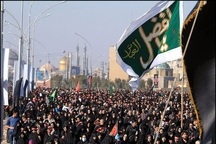 حضور اهل سنت در پیاده روی اربعین نشانه وحدت مسلمانان است