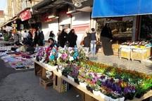 بازار آبادان در آستانه نوروز رونق گرفت