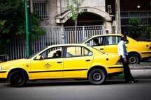 تاکسی و مسافر در ایستگاه کرایه های نامشخص