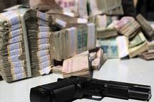 وقوع سرقت از بانک در شهرستان ساوه