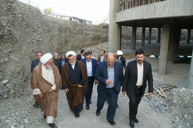 پروژه در حال ساخت مصلی فردیس تامین اعتبار می شود