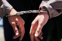 دستگیری سارق خودرو کمتر از یک ساعت در کرج