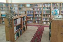 60 هزار جلد کتاب از کتابخانه های عمومی مهاباد به امانت داده شد