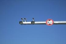 کنترل جاده های همدان با نصب 23 دوربین ثبت تخلف