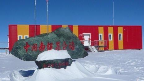 سومین تلسکوپ در قطب جنوب نصب میشود