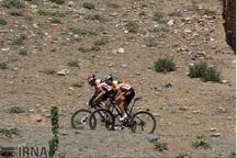 تیم دوچرخه سواری بیجار به مسابقات کراس کانتری اعزام شد