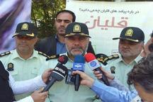 دستگیری 206 فروشنده موادمخدر و جمع آوری 130 معتاد متجاهر در تهران
