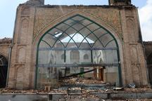 70 درصد سازه تاریخی مسجد جامع ساری سالم است