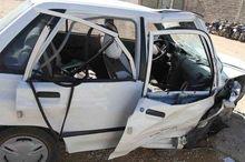 ۲ حادثه رانندگی در شیروان ۵ مصدوم داشت