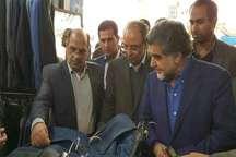 انتقاد استاندار تهران از عرضه پوشاک ایرانی با مارک خارجی در نمایشگاه فروش بهاره