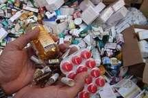 کشف 27هزارعدد داروی قاچاق به ارزش 650 میلیون ریال درکرج