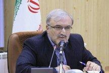 سرپرست وزارت بهداشت و درمان به مازندران آمد