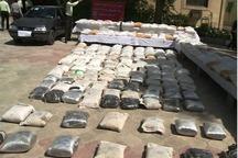 افزون بر 2 تن موادمخدر در استان یزد کشف شد