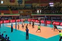 چین تایپه ، تایلند را برد و سوم شد