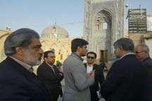 : مسئولان به بافت تاریخی یزد رسیدگی کنند