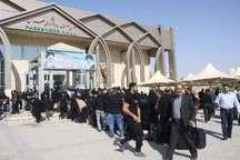 530 هزار زائر از مرز مهران به عتبات عالیات سفر کردند