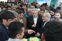 11غرفه کرمانشاه در جشنواره قشم فعال است