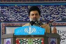 حضور مردم در مراسم آیت الله رفسنجانی قدردانی آنها از نظام را نشان داد