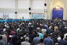 امام جمعه موقت میبد: اجازه ندهیم دشمنان در میان ما رخنه کنند