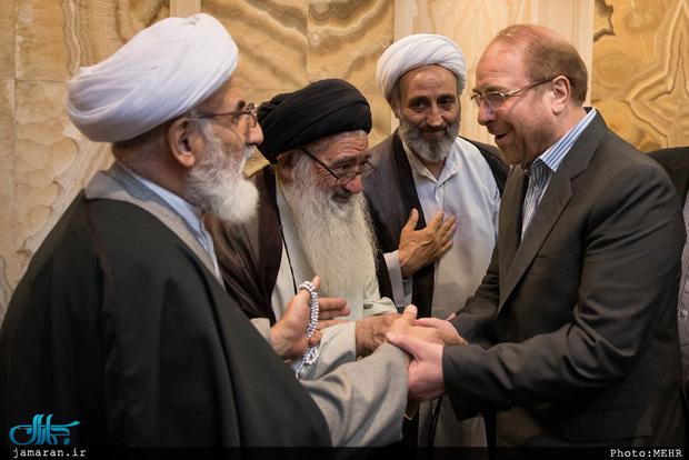 دیدار قالیباف با روحانیون و ائمه جماعت تهران