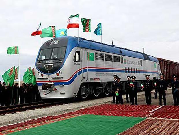 روسیه از توسعه راه آهن مرزی گلستان حمایت می کند