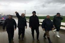مردم در حاشیه رودخانه یالیان تردد نکنند+فیلم