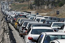 ترافیک در جاده های خراسان رضوی پرحجم است
