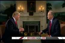 ترامپ: شرم آور است که توافقی مثل برجام را امضا کردیم/ ایرانی ها هیچ اعتنایی به آمریکا ندارند/ به شرطی حاضر بودم با توافق هسته ای کنار بیایم که ایرانی ها می گفتند اکنون همه ما در یک جبهه هستیم.
