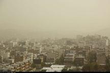 سخاوت آسمان گره گشای معضل آلودگی هوای کردستان