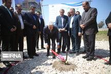 ساخت نخستین پردیس پارک علم و فناوری مازندران آغاز شد