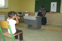 سنجش سلامت نوآموزان در گنبدکاووس آغاز شد