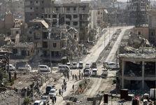 درگیری شدید افراد مسلح ناشناس با همپیمانان آمریکا در الرقه/عصبانیت شدید گروه های مسلح سوری از کمک 100 میلیون دلاری عربستان به کردها