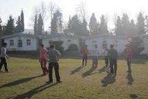 واگذاری زمین برای احداث 5 اردوگاه در اردبیل تا 25 اسفند