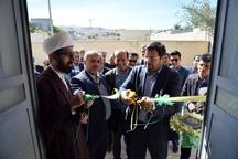 افتتاح شهرداری چاهورز