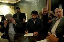 امضاء توافقنامه گردشگری دریایی در خوزستان