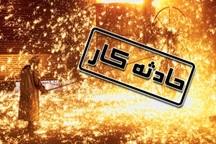 جان باختگان حوادث کار در زنجان 64 درصد افزایش داشت