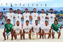 کاپیتان گیلانی تیم ملی فوتبال ساحلی نامزد برترین بازیکن جهان شد